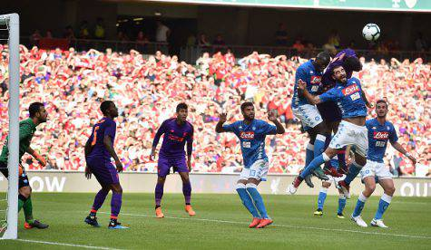 Champions Napoli Liverpool