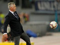 Ancelotti Lazio-Napoli