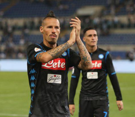 Hamsik Lazio Napoli