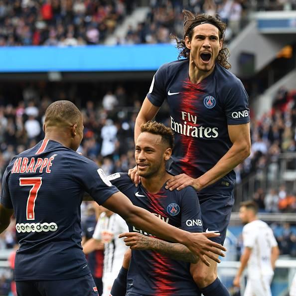 Mbappé Napoli champions