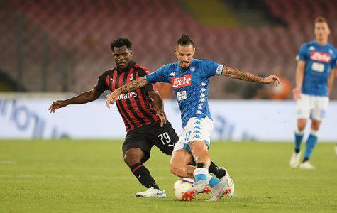 amsik Statistiche Napoli-Milan