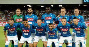 Formazioni ufficiali Torino-Napoli