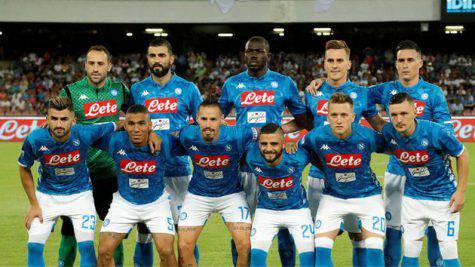 napoli lista champions