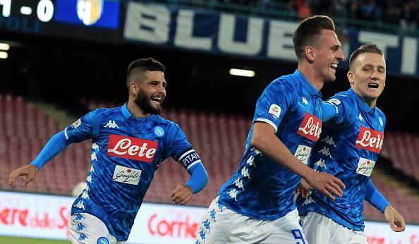 Juventus-Napoli missione aggancio