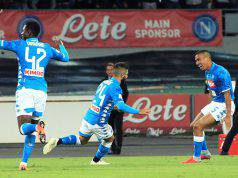 Insigne Diawara Allan Napoli-Parma