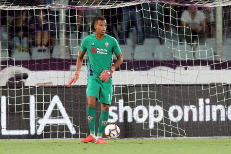 Lafont Napoli Fiorentina