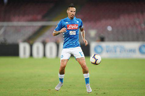 Infortunio Hamsik