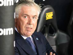 Ancelotti Napoli uefa