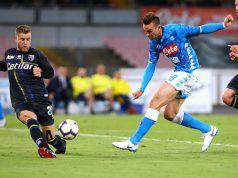 Probabili formazioni Udinese-Napoli