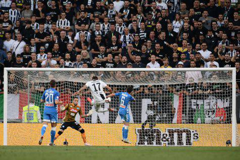 Juventus-Napoli © Getty Images