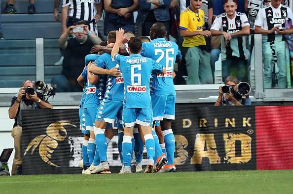 Napoli-Liverpool formazioni ufficiali