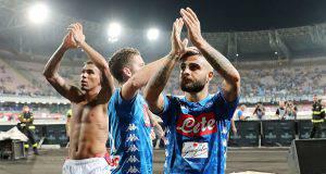 Udinese-Napoli turnover