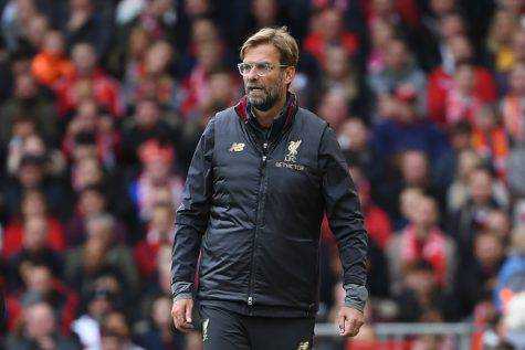 Liverpool-Napoli Klopp