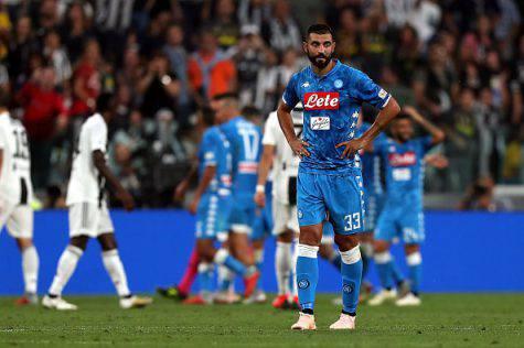 Albiol, difesa Napoli