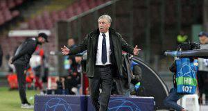 Napoli-Roma Ancelotti