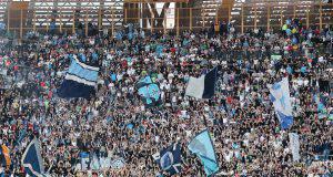 Milan-Napoli San Siro
