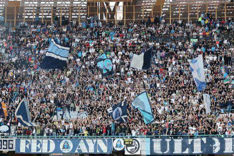 Genoa-Napoli tifosi