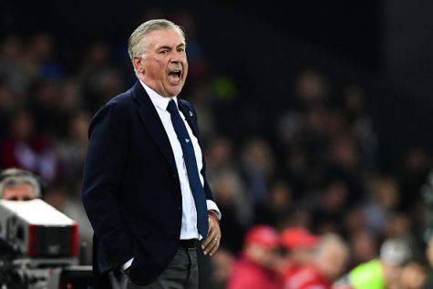 Udinese-Napoli Ancelotti