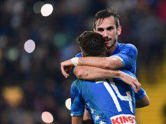 Fabian Ruiz primo gol