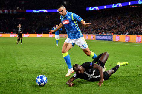 Maksimovic vs PSG