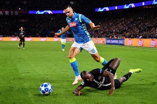 Maksimovic vs PSG