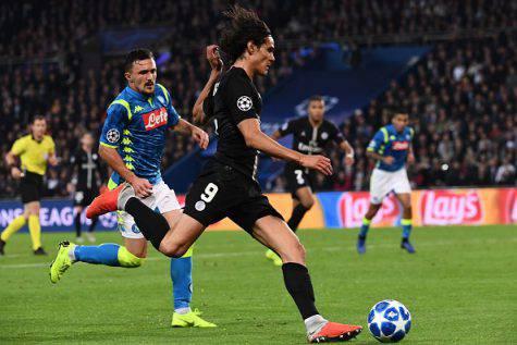 Mercato Napoli-PSG