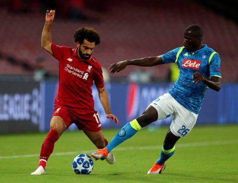 Napoli-Liverpool koulibaly