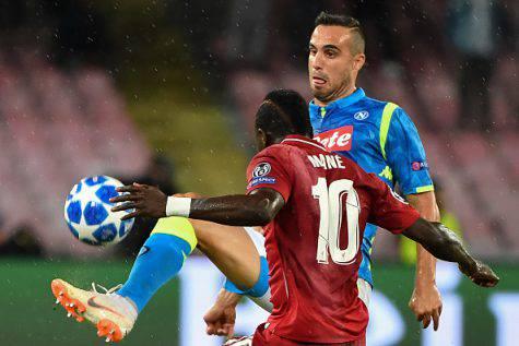 Napoli-Liverpool maksimovic