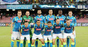 Napoli-Liverpool champions league