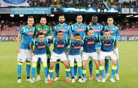 Napoli-Liverpool champions league