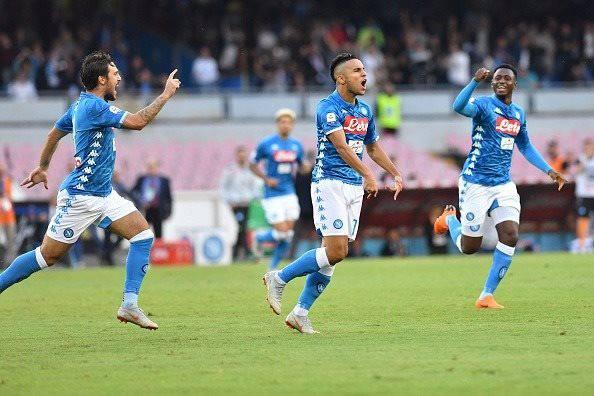 pagelle Napoli Sassuolo
