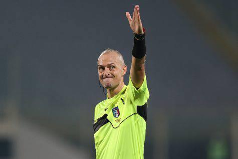 Napoli Empoli arbitro