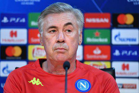 Carlo Ancelotti © Getty Images