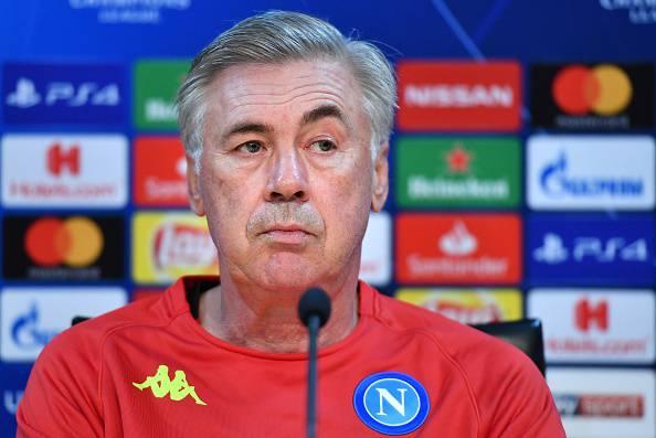Carlo Ancelotti © Getty Images