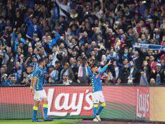 statistiche Napoli-PSG