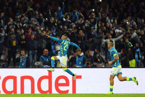 Napoli PSG pagelle