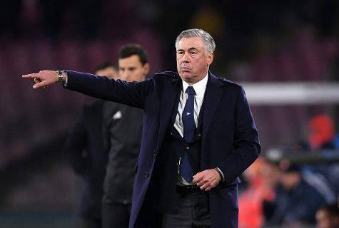 Napoli-Bologna Ancelotti