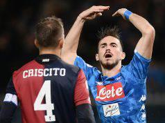 Fabian Napoli Genoa