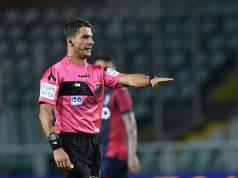 Arbitro Napoli-Frosinone