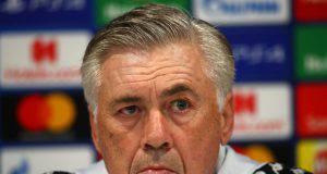 Ancelotti Liverpool Napoli