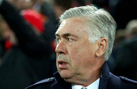 Liverpool-Napoli Ancelotti