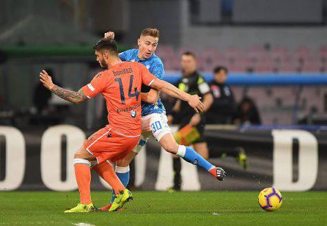 Analisi e statistiche Napoli-SPAL