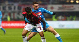 Milan-Napoli Fabian Ruiz