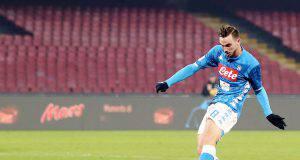 Napoli-Lazio Fabian Ruiz