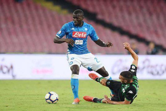 Lazio-Napoli Koulibaly