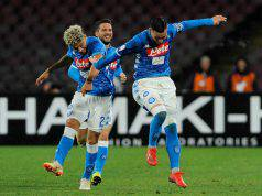 Statiatiche Napoli-Lazio