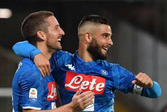 Napoli-Torino probabili formazioni ©Getty Images