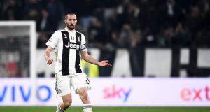 Chiellini su Napoli-Juventus