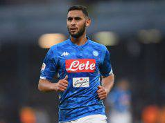 Napoli-Arsenal Ghoulam