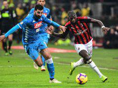 Albiol Fiorentina Napoli